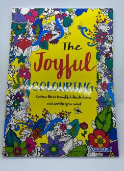 Joyful Colouring Book