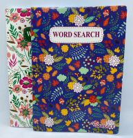 Floral Wordsearch Book
