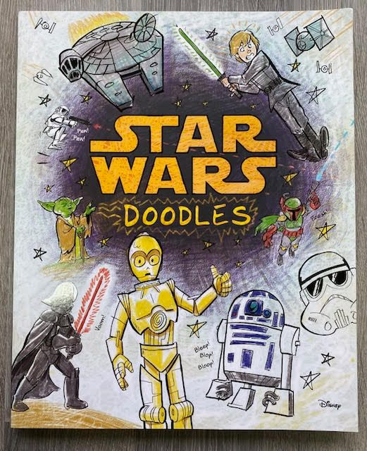 Star Wars: Doodles - Colouring Book