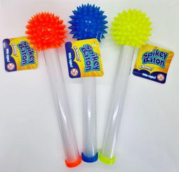 Light Up Spiky Ball Baton
