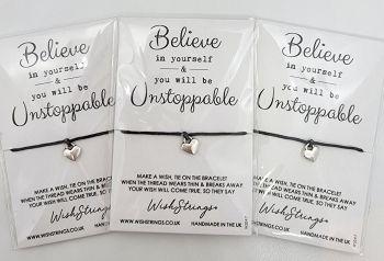 Wish Strings Bracelet - Believe In Yourself ...