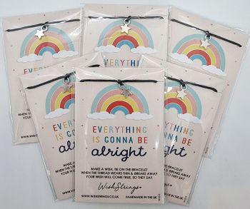 Wish Strings Bracelet - ... Be Alright
