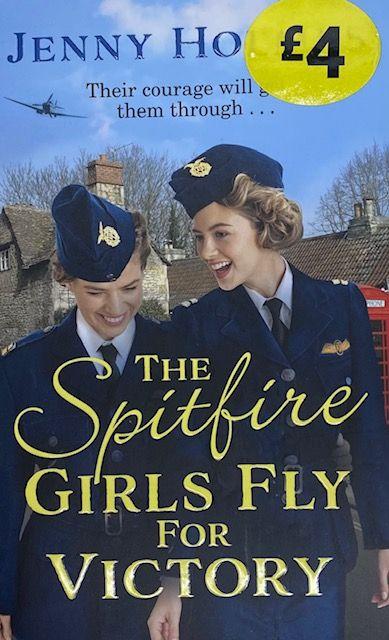 Spitfire Girls Fly For Victory - Jenny Holmes