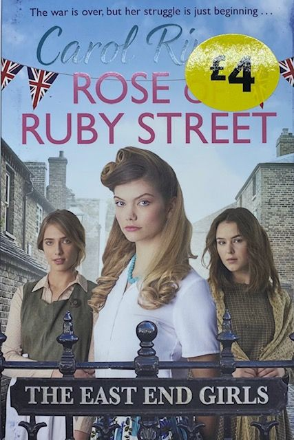Rose Of Ruby Street - Carol Rivers