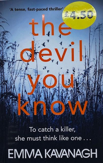 The Devil You Know - Emma Kavanagh