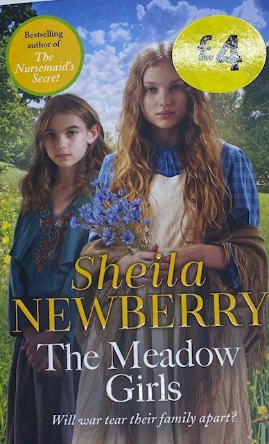 The Meadow Girls - Sheila Newberry