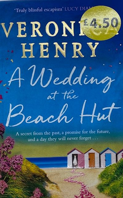 A Wedding At The Beach Hut - Veronica Henry