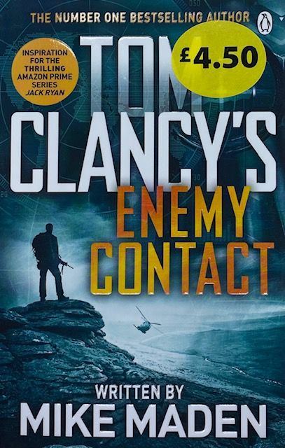 Enemy Contact - Tom Clancy