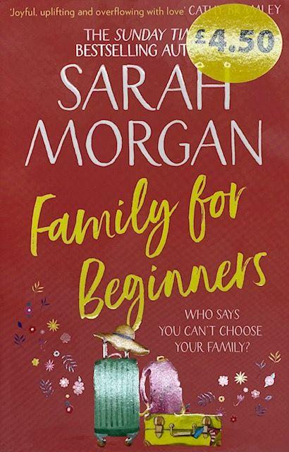 Family For Beginners - Sarah Morgan
