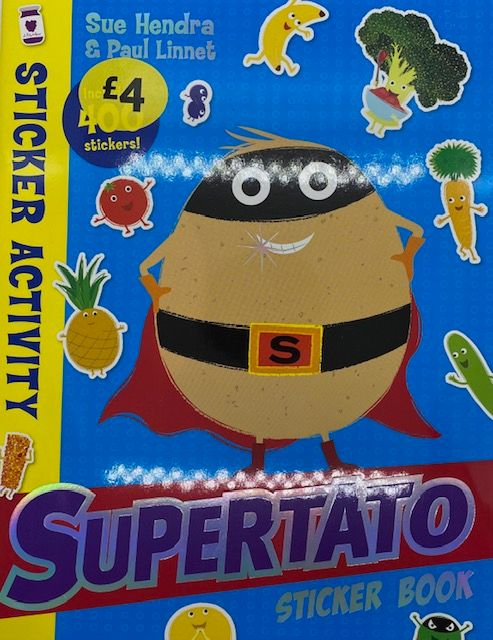 Supertato - Sticker & Activity Book