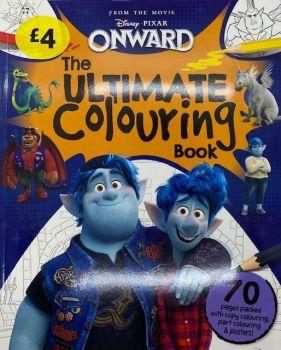 Onward - Disney Pixar Ultimate Colouring Book