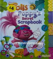 Poppy's Secret Scrapbook - Trolls