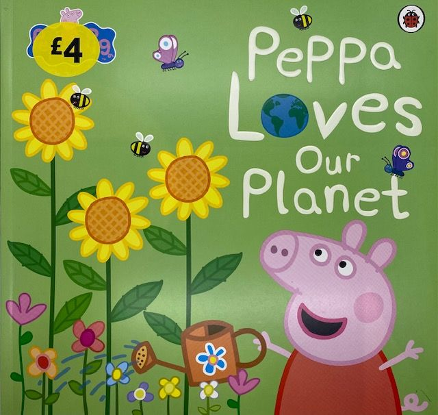 Peppa Loves Our Planet