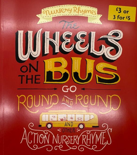 The Wheels On The Bus Nursery Rhymes