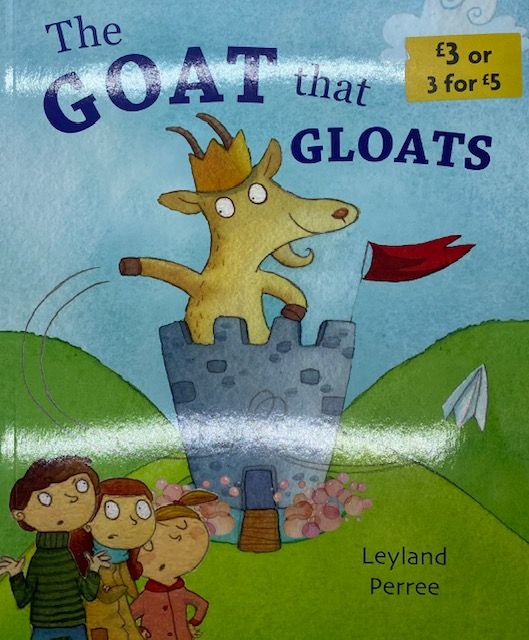 The Goat That Gloats - Layland Perree