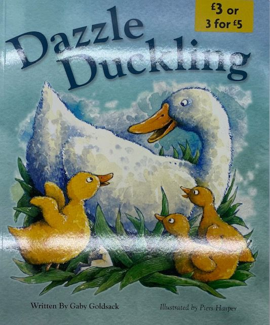 Dazzle Duckling - Gaby Goldsack