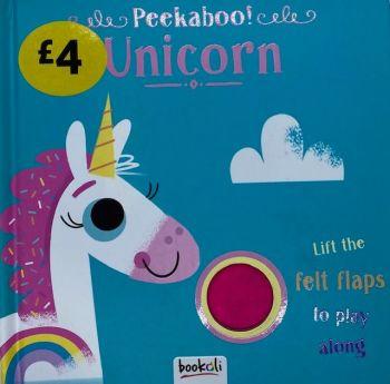 Peekaboo Unicorn