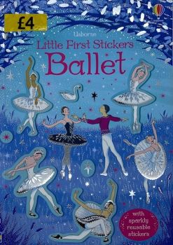 Little First Stickers - Ballet