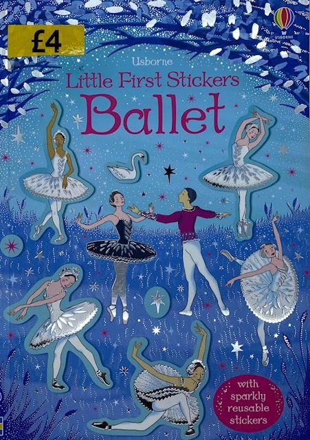 Little First Stickers - Ballet
