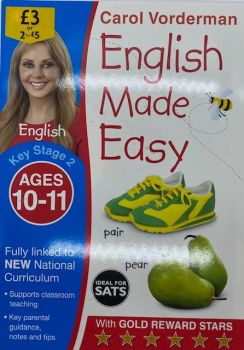 English Made Easy 10-11yrs - Carol Vorderman