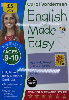 English Made Easy 9-10yrs - Carol Vorderman