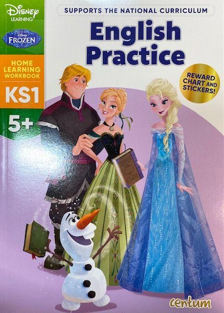 English Practice 5yrs+ - Frozen