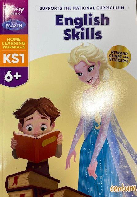 English Skills 6yrs+ - Frozen