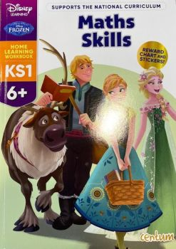 Maths Skills 6yrs+ - Frozen