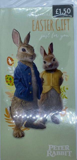 Peter Rabbit Money Wallet