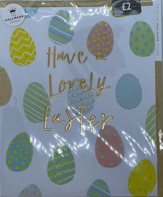 Have A Lovely Easter Card
