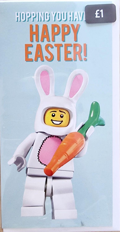 Lego Easter Money Wallet
