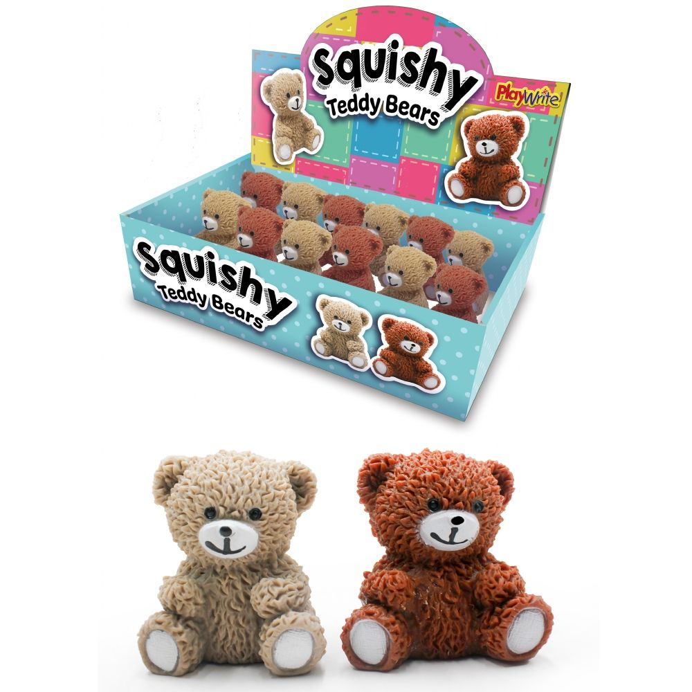 Squeeze Teddy Bear 6.5cm