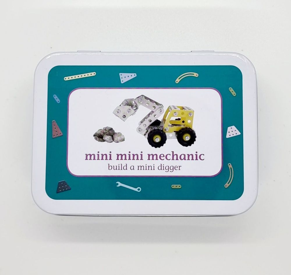 Mini Gift in a Tin - Digger