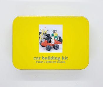 Gift in a Tin - Car Kit