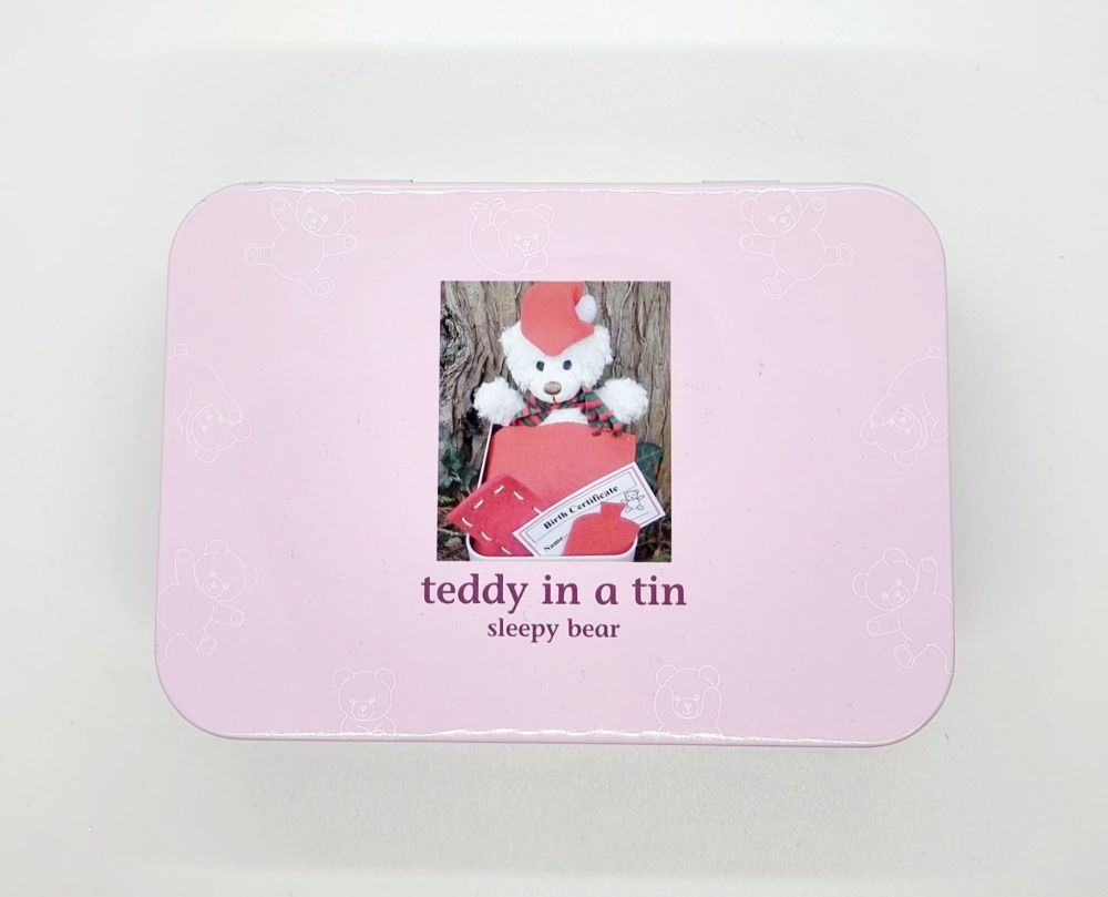 Gift in a Tin - Teddy