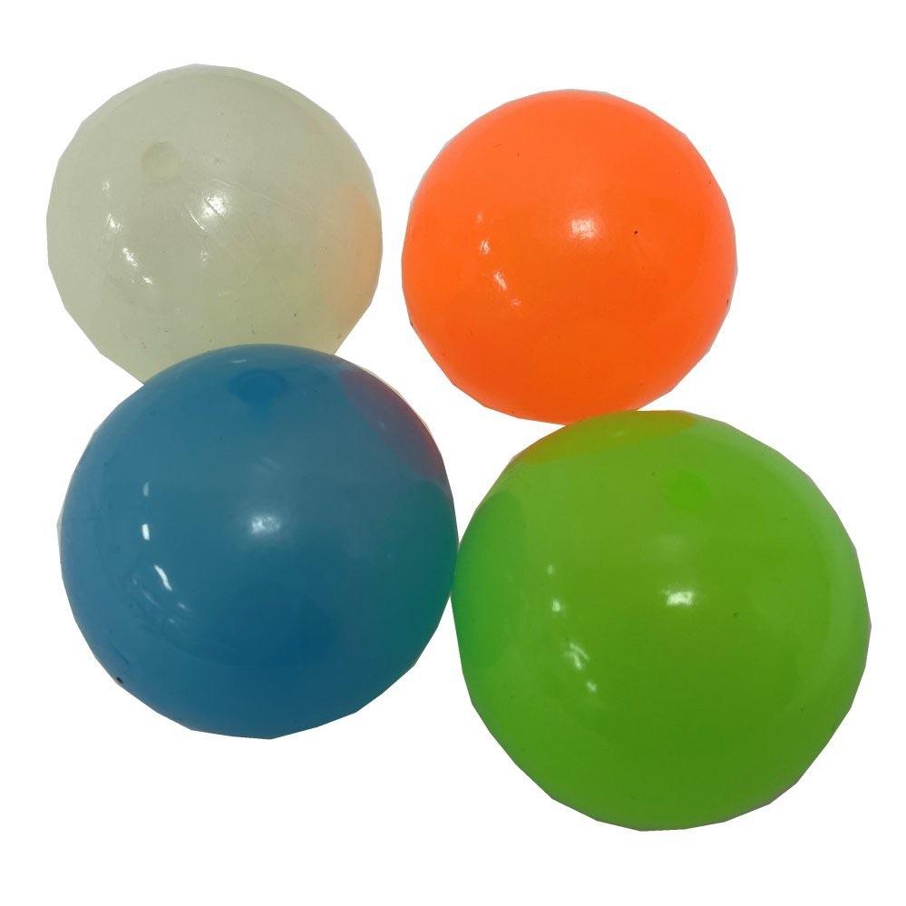 Glow In The Dark Sticky Balls