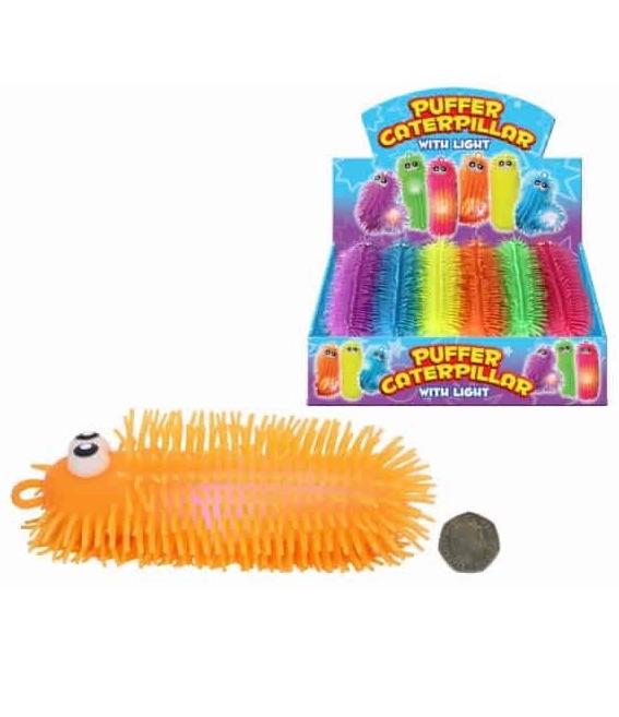 Light Up Puffer Caterpillar
