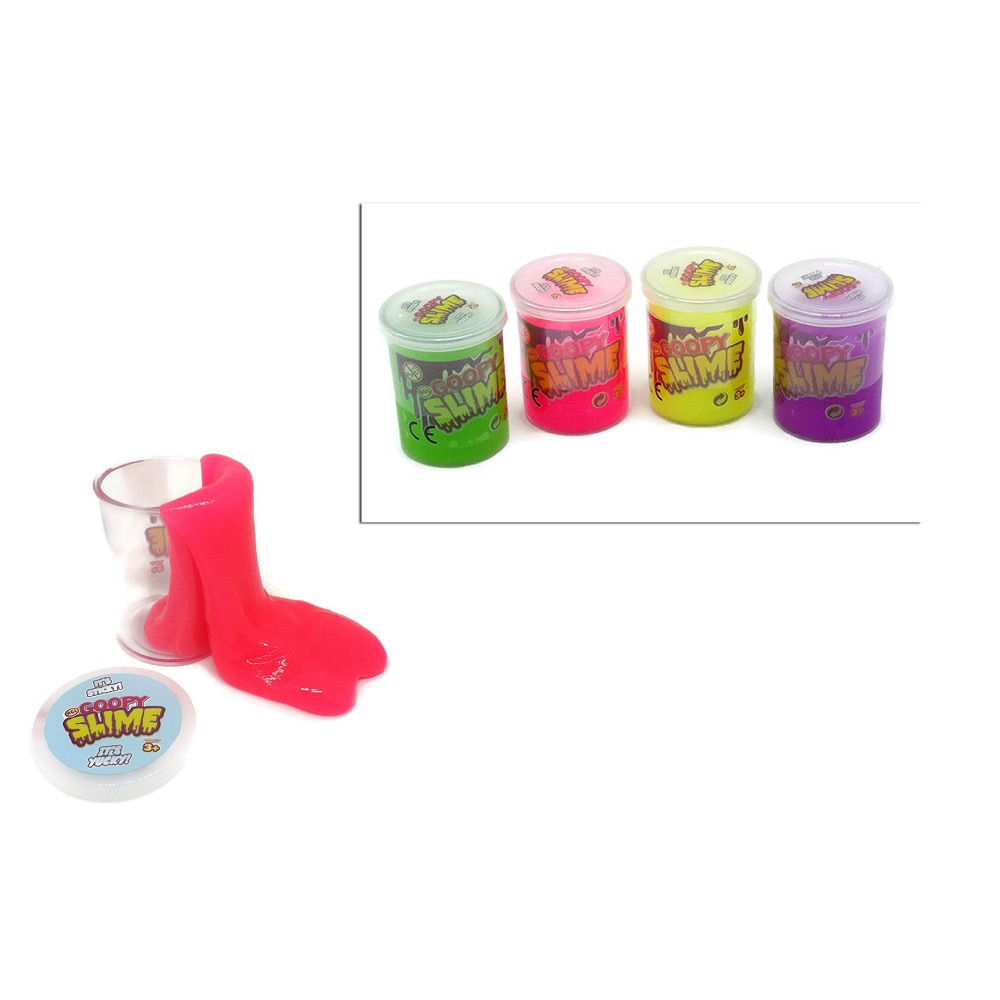 Small Tube Of Goopy Slime