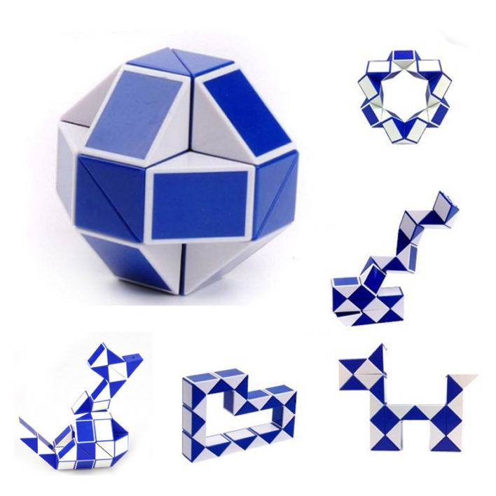 Puzzle Cube Snake