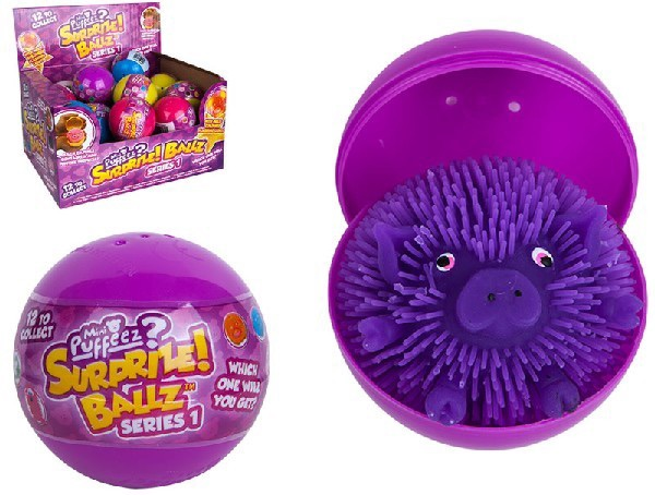 Puffeez Animal Surprise Ball