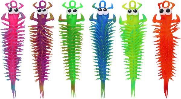 29cm Stretchy Centipede