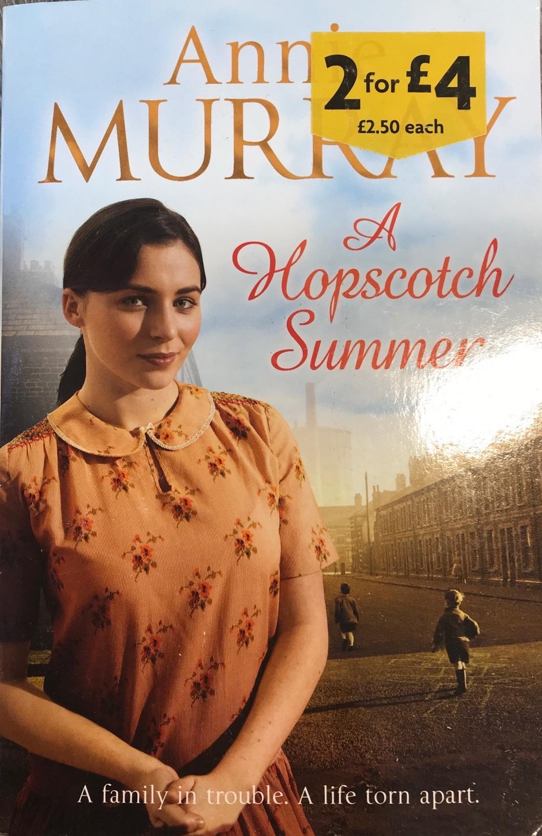 A Hopscotch Summer - Annie Murray