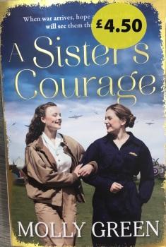 A Sister's Courage - Molly Green