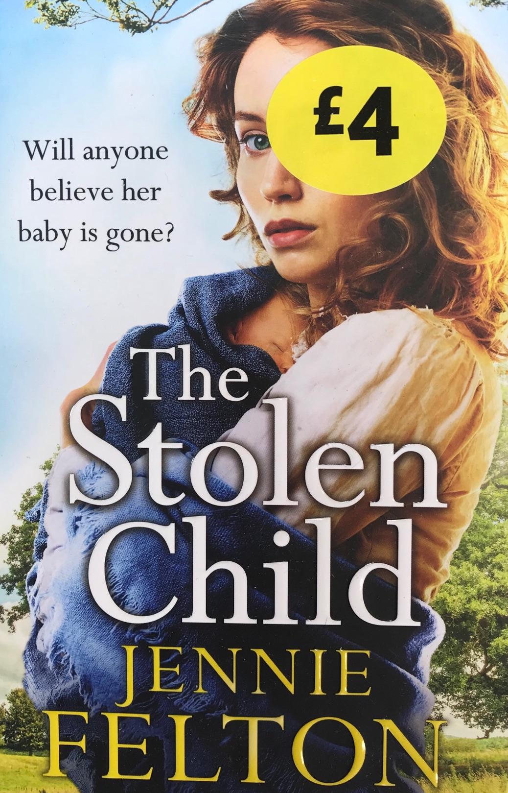 The Stolen Child - Jennie Felton