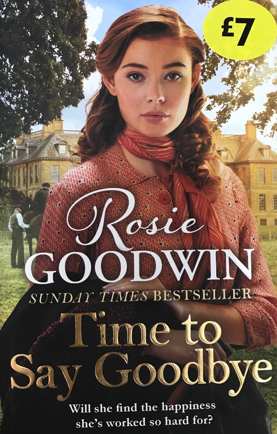 Time To Say Goodbye - Rosie Goodwin