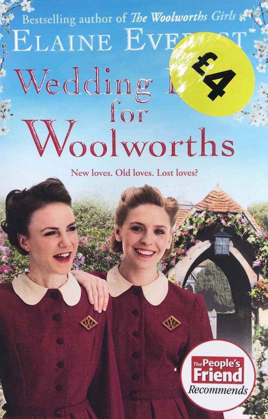 Wedding Bells For Woolworths - Elaine Everest