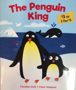 The Penguin King - Christine Swift