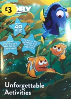 Finding Dory Unforgettable Activities