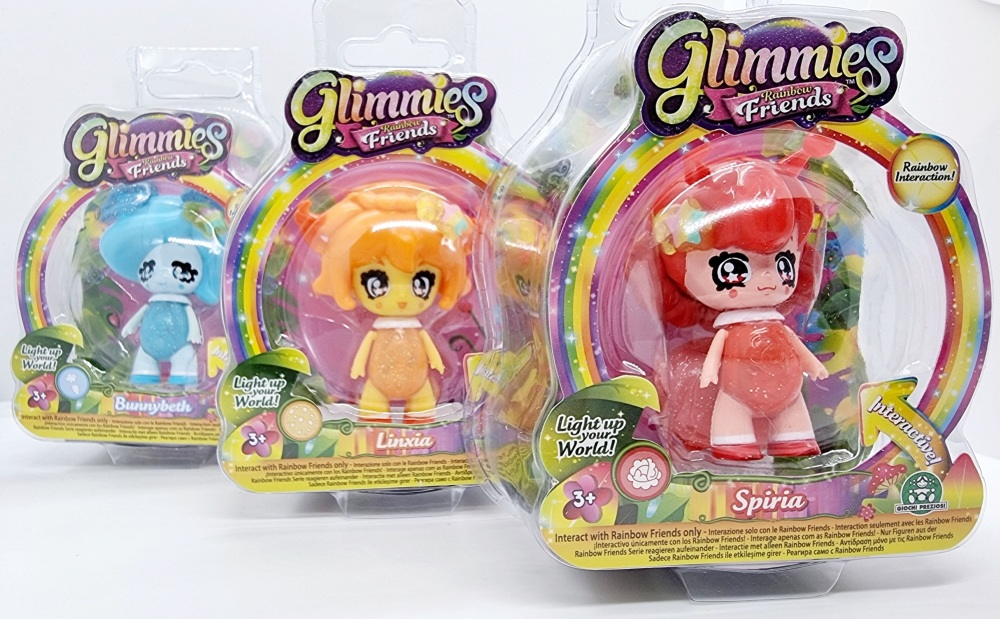 Glimmies Rainbow Fairies