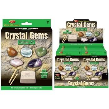 Crystal Gems Excavation Set